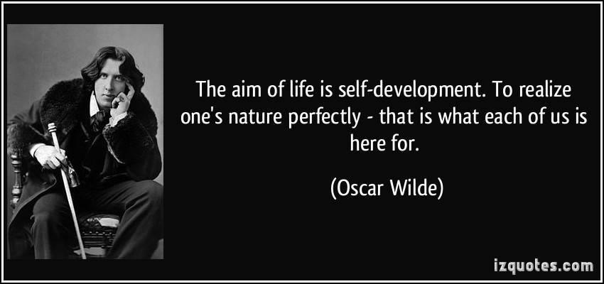 quote Oscar Wilde